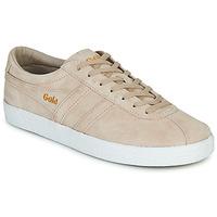 Schoenen Dames Lage sneakers Gola TRAINER SUEDE Roze / Wit
