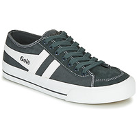 Schoenen Lage sneakers Gola QUOTA II Graphite / Wit
