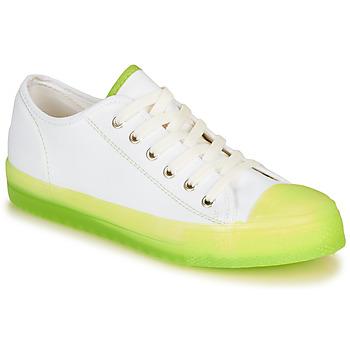 Schoenen Dames Lage sneakers André HAIZEA Groen