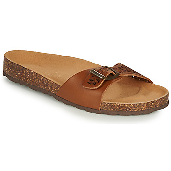 Schoenen Dames Sandalen / Open schoenen André BRIONI  camel