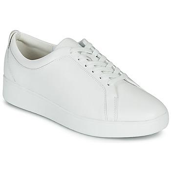 Schoenen Dames Lage sneakers FitFlop RALLY SNEAKERS Wit