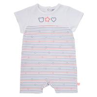 Textiel Kinderen Jumpsuites / Tuinbroeken Noukie's NOLAN Multicolour