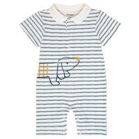 Textiel Jongens Jumpsuites / Tuinbroeken Noukie's IMRAN Wit