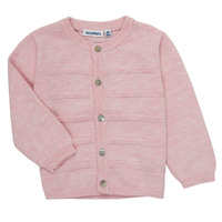 Textiel Meisjes Vesten / Cardigans Noukie's NOAM Roze