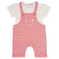 Textiel Meisjes Setjes Noukie's MINO Roze