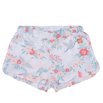 Textiel Meisjes Korte broeken / Bermuda's Carrément Beau SAMUEL Wit