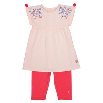 Textiel Meisjes Setjes Carrément Beau AIMEE Roze