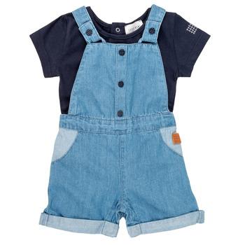 Textiel Jongens Setjes Carrément Beau OTIS Blauw