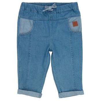 Textiel Jongens Skinny jeans Carrément Beau MILOUD Blauw