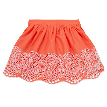 Textiel Meisjes Rokken Carrément Beau REDA Roze