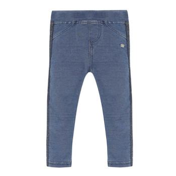 Textiel Meisjes Leggings 3 Pommes UMY Blauw