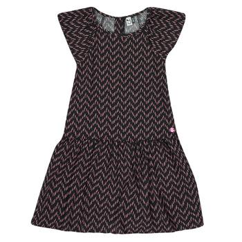 Textiel Meisjes Korte jurken 3 Pommes JULIE Zwart