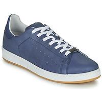 Schoenen Heren Lage sneakers André MATT Blauw