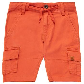 Textiel Jongens Korte broeken / Bermuda's Timberland  Rood