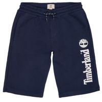 Textiel Jongens Korte broeken / Bermuda's Timberland OMAR Blauw