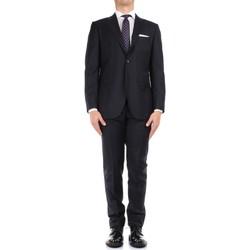 Textiel Heren Anzüge Kiton 0358181/7 Blue