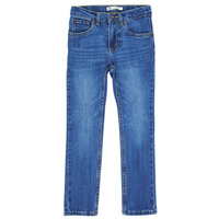 Textiel Jongens Skinny Jeans Levi's 510 BI-STRETCH Blauw