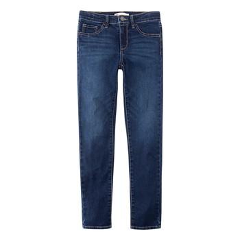 Textiel Jongens Skinny Jeans Levi's 510 SKINNY FIT Blauw