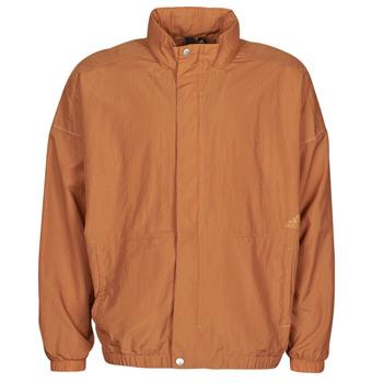 Textiel Heren Trainings jassen adidas Originals M S2S WOV JKT Brown