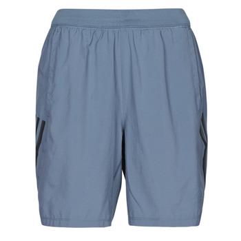 Textiel Heren Korte broeken / Bermuda's adidas Performance 4K_TEC Z 3WV 8 Zwart