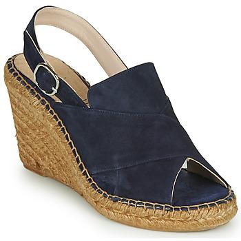 Schoenen Dames Sandalen / Open schoenen Fericelli MARIE Marine