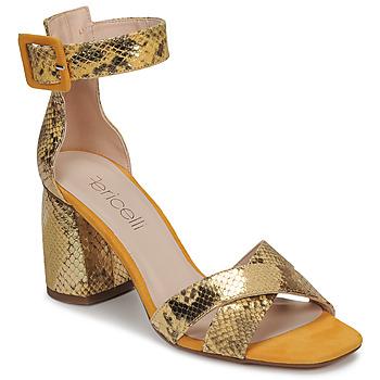 Schoenen Dames Sandalen / Open schoenen Fericelli JEZI Geel