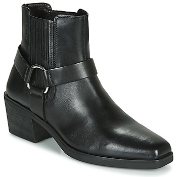 Schoenen Dames Enkellaarzen Vagabond SIMONE Zwart