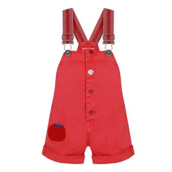 Textiel Meisjes Jumpsuites / Tuinbroeken Catimini SIBYLLE Rood