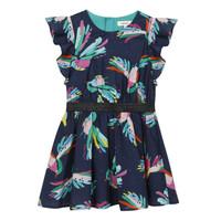 Textiel Meisjes Korte jurken Catimini CESAR Blauw