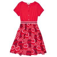 Textiel Meisjes Korte jurken Catimini MANOA Rood