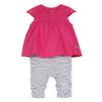 Textiel Meisjes Jumpsuites / Tuinbroeken Catimini ALOIS Rood