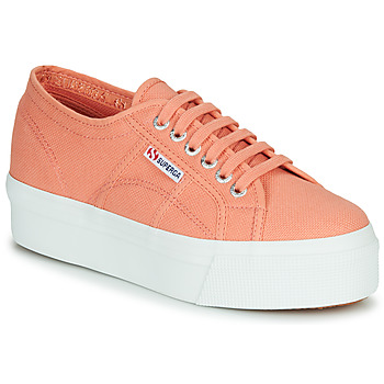 Schoenen Dames Lage sneakers Superga 2790 ACOTW LINEA Up and Down Roze