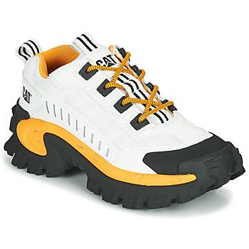 Schoenen Heren Lage sneakers Caterpillar INTRUDER Wit