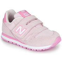 Schoenen Kinderen Lage sneakers New Balance YV373SP-M Roze
