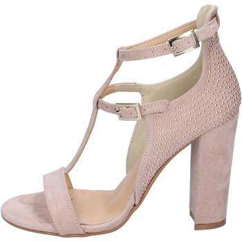 Schoenen Dames Sandalen / Open schoenen Olga Rubini BP353 Rose