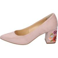 Schoenen Dames pumps Olga Rubini Escarpins BP375 Rose