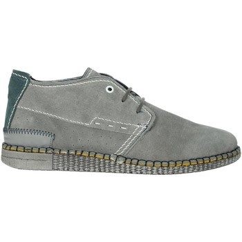 Schoenen Heren Derby Wage 876776 Grey