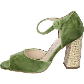 Schoenen Dames Sandalen / Open schoenen Olga Rubini BP385 Vert