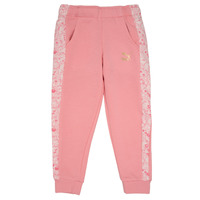 Textiel Meisjes Trainingsbroeken Puma MONSTER SWEAT PANT GIRL Roze