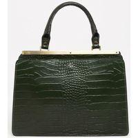 Tassen Dames Handtassen kort hengsel Maison Heritage CECI VERT BOUTEILLE