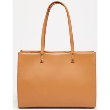 Tassen Dames Handtassen kort hengsel Maison Heritage CANE CAMEL