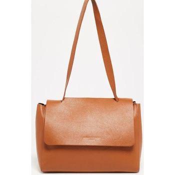 Tassen Dames Handtassen kort hengsel Maison Heritage BAGE CAMEL