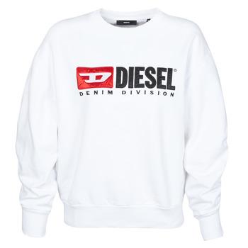 Textiel Dames Sweaters / Sweatshirts Diesel F-ARAP Wit
