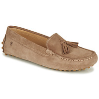 Schoenen Dames Mocassins Casual Attitude JALAYALE Taupe