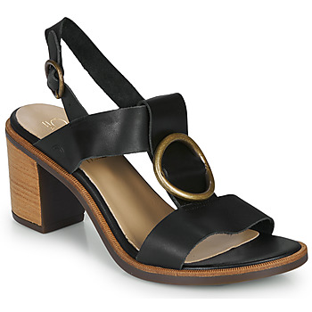 Schoenen Dames Sandalen / Open schoenen Casual Attitude MANON Rood