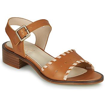 Schoenen Dames Sandalen / Open schoenen Casual Attitude MELIVELLANA Marine