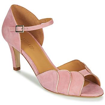 Schoenen Dames Sandalen / Open schoenen Emma Go PHOEBE Roze