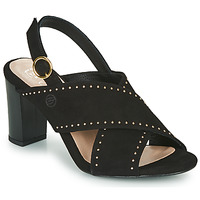 Schoenen Dames Sandalen / Open schoenen Betty London MADINE Zwart
