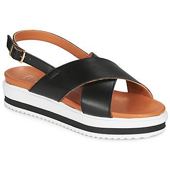 Schoenen Dames Sandalen / Open schoenen Betty London MAFI Zwart