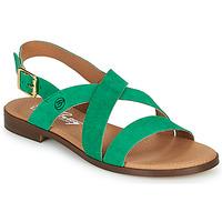 Schoenen Dames Sandalen / Open schoenen Betty London MATOSSI Groen